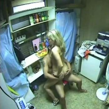 Sex filmed a hidden camera IMG Real video filmed performance a hidden