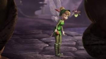 Dzwoneczek i Zaginiony Skarb / Tinker Bell and the Lost Treasure (2009) PLDUB.DVDRip.XviD-Sajmon