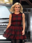 Кэтерин Дженкинс, фото 607. Katherine Jenkins Leaving ITV Studios in London - 30.11.2011, foto 607