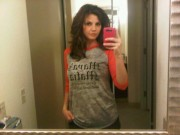 Charisma Carpenter - Twitter Picture 12-03-11