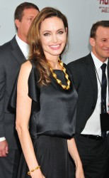 Angelina Jolie - 'In the Land of Blood and Honey' premiere in NYC, December 5, 2011