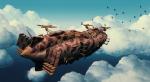 Laputa Castle in the Sky 1986 BluRay 1080p DTS x264 CHD تحميل تورنت 2 arabp2p.com