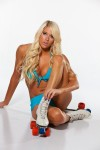 Барби Бланк (Келли Келли), фото 470. Barbie Blank (Kelly Kelly) Chad Martel Photoshoot 2012, foto 470