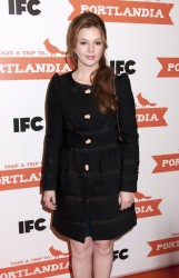 Амбер Тамблин, фото 1141. Amber Tamblyn 'Portlandia' Season 2 Premiere screening in New York - 05.01.2012, foto 1141