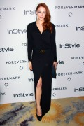Аманда Риджетти, фото 898. Amanda Righetti Forevermark And InStyle's 'A Promise Of Beauty And Brilliance' Golden Globe Awards Event at Beverly Hills Hotel on January 10, 2012 in Beverly Hills, California, foto 898