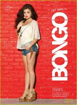 Люси Хейл, фото 561. Bongo Jeans Ads Jan 2012 / LQLucy HaleTagged, foto 561,