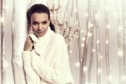 Лия Кебеде, фото 61. Liya Kebede - Ann Taylor Holiday 2011 LookBook (22x), foto 61