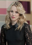 "Rachel McAdams at ""This Morning"" in London, 18 January, x9"