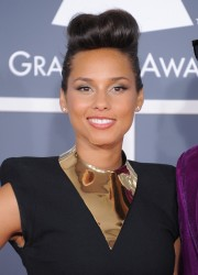 Алиша Киз (Алисия Кис), фото 3052. Alicia Keys 54th annual Grammy Awards - 12/02/2012 - Red Carpet, foto 3052