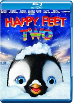 Happy Feet Two 2011 m720p BluRay x264-BiRD