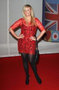 Эмма Бантон, фото 2288. Emma BuntonThe Brit Awards 2012 at The O2 Arena in London. 21.02.2012, foto 2288