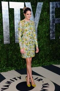 Шэйлин Вудли, фото 848. Shailene Woodley Vanity Fair Oscar Party - West Hollywood - 26.02.2012, foto 848