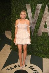 Мария Шарапова, фото 6413. Maria Sharapova 2012 Vanity Fair Oscar party - 26.2.2012, foto 6413