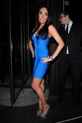 Тамара Экклстоун, фото 238. Tamara Ecclestone Outside Russian restaurant 'Novikov' in London, 03.03.2012, foto 238