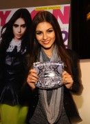 Виктория Джастис, фото 2338. Victoria Justice Celebration of the NYLON Magazine's March Issue hosted by Coach at Scarpetta on March 5, 2012 in Beverly Hills, California, foto 2338