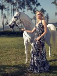 Ана Хайкмэн, фото 299. Ana Hickmann Equus Jeans Style 2012 Campaign, foto 299