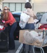 Алиана 'Али' Лохан, фото 181. Ali Aliana 'Ali' Lohan - booty in jeans shopping in Westwood 03/08/12, foto 181