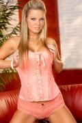 Дженнифер Эмерсон, фото 164. Jennifer Emerson Dawn of The Pink Set ( Mq & Tagg ), foto 164
