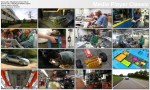 Megafabryki: Chevy Volt / Megafactories: Chevy Volt (2010) PL.TVRip.XviD / Lektor PL