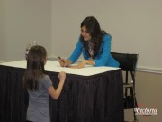 Victoria Justice - Meet and Greet in Cleveland, April 1, 2012