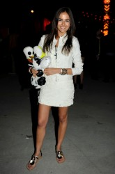 Camilla Belle - Coachella Music Festival - Indio, California - April 13 2012