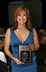 "MARILYN MILIAN - ""Cystic Fibrosis Foundation"" - large pic - *CLEAVAGE*"