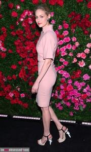 Leelee Sobieski - TFF Chanel Artist Dinner 04/24/2012