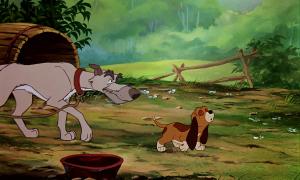 Lis i Pies / The Fox and the Hound (1981) PLDUB.720p.BDRip.XviD.AC3-ELiTE + Rmvb / Dubbing PL
