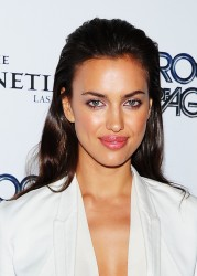 Irina Shayk at the Rock of Ages Screening at Sunshine Landmark in New York City 6th June x6