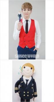 [Trad/Pics] Atualização no site do SHINee - Key no musical Catch Me If You Can 5c9df3195013079