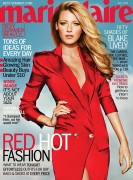Blake Lively - Marie Claire July 2012