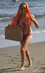 Maria Fowler Bikini Candids