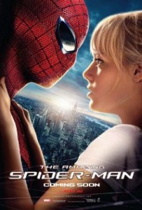 Download Spiderman 4: The Amazing Spider Man (2012) HD CAM 450MB Ganool