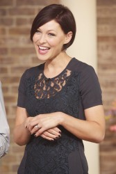 Emma Willis on This Morning 17th August x4