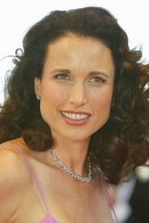 ANDIE MACDOWELL - random HQ set